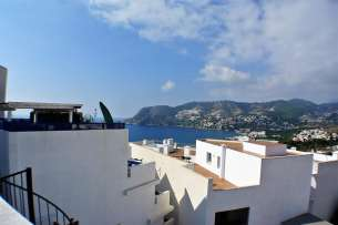 Penthouse Roof terrace costa tropical la Herradura