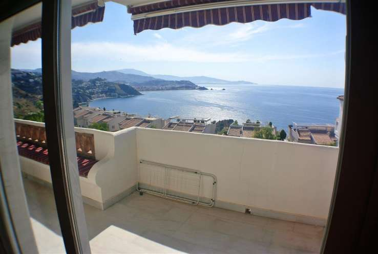 La Herradura costa Tropical Apartment Sea Views