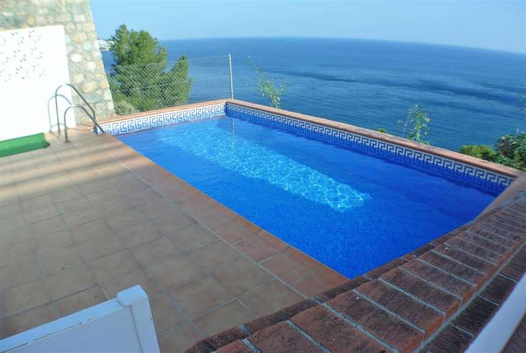 Townhouse Costa Tropical La Herradura Pool Garage