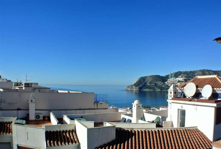 Costa Tropical La Herradura Terrace Parking space South west facing