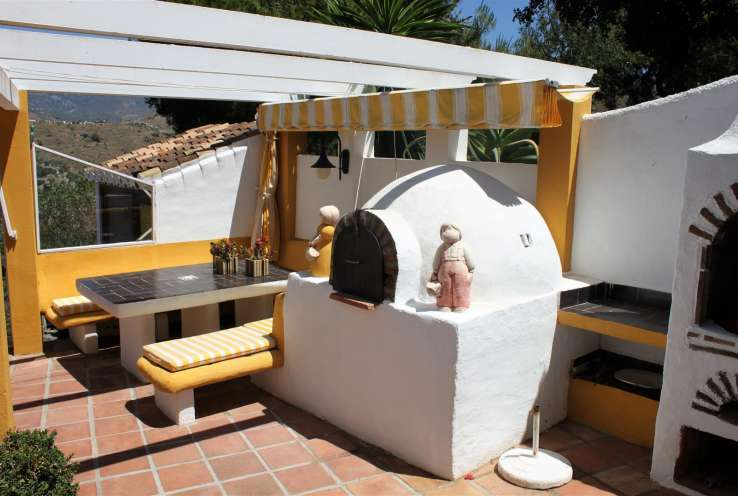 Villa Unique Private pool, Jacuzzi, La Herradura Costa Tropical Granada