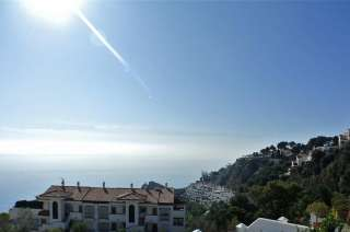 townhouse Costa tropical private pool sea views La Herradura