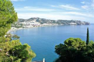 Costa tropical La Herradura Villa Sea views