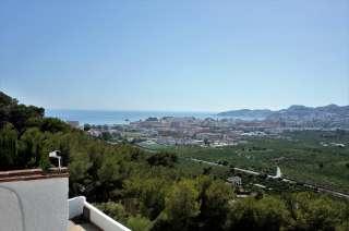 villa pool views La Herradura Costa Tropical Granada