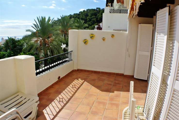 La Herradura townhouse Costa Tropical comunal pool