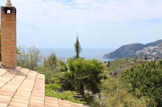 Finca Business Sea view autentic La Herradura Granada Costa Tropical